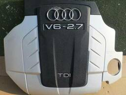 Разборка Б/у декоративная крышка двигателя Audi A6 C6 C5 A4