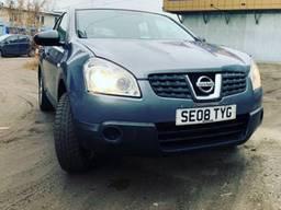 Разборка б/у Nissan Qashqai J10 Запчасти Автозапчасти СТО