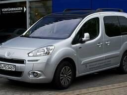 Разборка б/у Peugeot Partner Tepee (Пежо Партнер Типи)