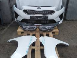 Разборка б/у запчасти на Kia Pro Ceed II III 2014-