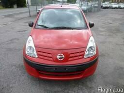 Разборка б\у запчасти Nissan Pixo 2009-2013