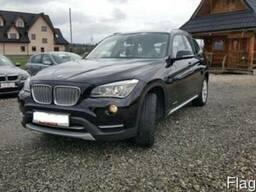 Разборка БМВ Х1 Е84. Запчасти на BMW X1 E84 2009-2015 ШРОТ