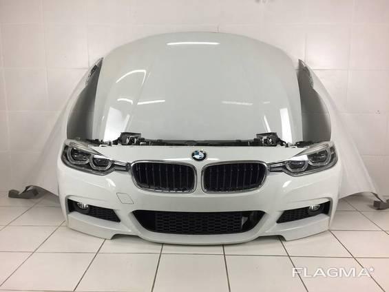 Разборка BMW 3 F30 - запчасти новые и бу авторазборка шрот детали