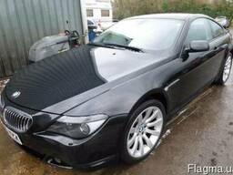 Разборка BMW 6 (E63, E64) 2005-2010 год. Запчасти