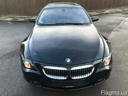 Разборка BMW 6 купе II E63, E63N 2003 - 2010 г на запчасти