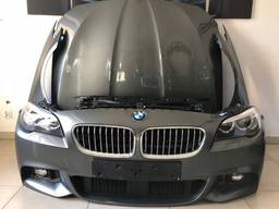 Разборка BMW F10 F11 запчасти новые и бу