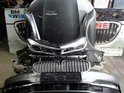 Разборка BMW G11 G12 запчасти кузова фара крыло бампер