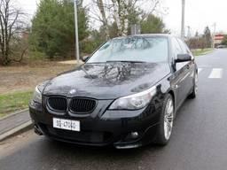 Разборка BMW SERIA 5 E60 E61 (2003-2010)