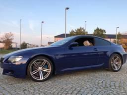 Разборка BMW SERIA 6 E63 (2004-2010)