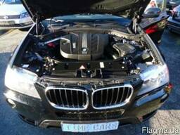 Разборка BMW X3 II F25 2010 - 2018 г на запчасти