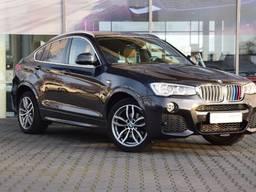 Разборка BMW X4 F26 (2013-2019)