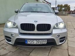 Разборка BMW X5 E70 (2006-2013)
