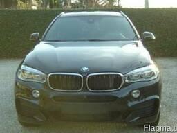 Разборка BMW X6 (F16) 2014-2017 год. Запчасти