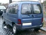 Разборка авто Peugeot Partner 1996-2008, Запчасти б\у. Шрот - фото 1