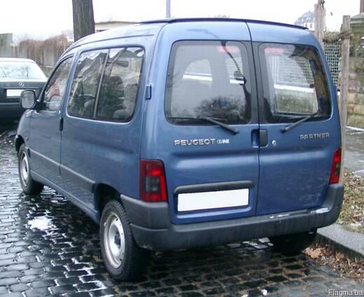 Разборка авто Peugeot Partner 1996-2008, Запчасти б\у. Шрот