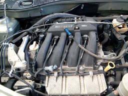 Разборка Dacia Duster (HS), двигатель 1.6 K4M690.