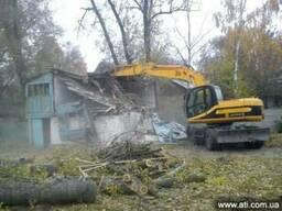 Разборка домов Киев. Разборка домов цена.