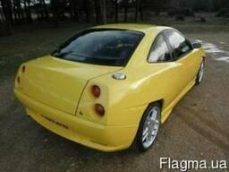 Разборка Fiat Cupe 1995-2001 б/у запчасти на Фиат Купе