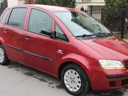 Разборка Fiat Idea (350) (2004-2011)