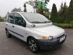 Разборка Fiat Multipla (186) (1999-2010)