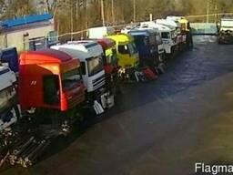 Разборка грузовых автомобилей всех марок