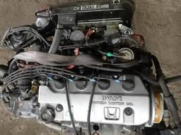 Разборка Honda Civic 4 (ED), двигатель 1.4 D14A1.
