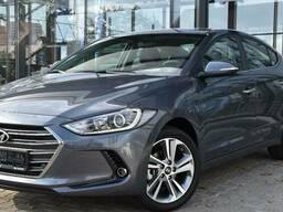 Разборка Hyundai Elantra запчасти б/у и новые детали