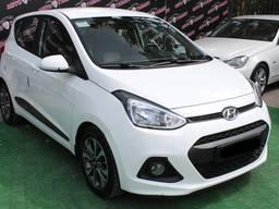 Разборка Hyundai i10 BA (2013-2019)