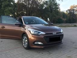 Разборка Hyundai i20 GB (2014-2019)
