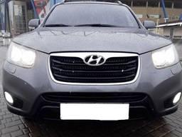 Разборка Hyundai Santa Fe CM (2005-2012)
