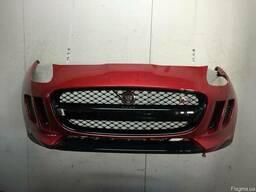 Разборка Jaguar F-Type Бампер Передний Задний Решетка
