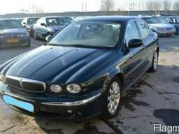 Разборка Jaguar X-Type седан 400 2001 - 2009 г на запчасти