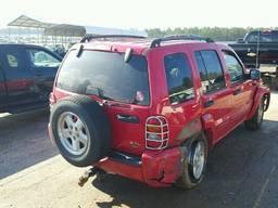 Разборка Jeep Liberty 2004