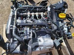Разборка Jeep Renegade (2016), двигатель 2.0 EBT.