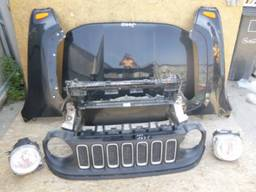 Разборка Jeep Renegade BU 15- 2.0 CRD Джип запчасти б/у