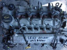 Разборка KIA Ceed pro (ED) (2010), двигатель 1. 6 D4FB.