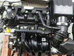 Разборка KIA Picanto (JA) (2018), двигатель 1. 0 G3LA.