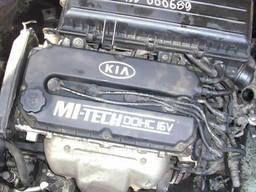 Разборка KIA Rio (DC) (2004), двигатель 1. 5 A5D.