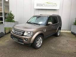 Разборка Land Rover Discovery 2009 - 2016