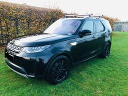Разборка Land Rover Discovery 2016 - 2021