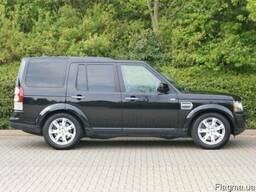 Разборка Land Rover Discovery IV 2009-2014