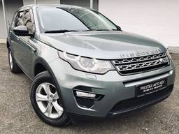 Разборка Land Rover Discovery Sport LC (2014-2019)