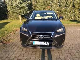 Разборка Lexus NX Z10 (2014-2019)