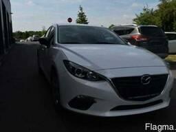Разборка Mazda 3 хэтчбек III BM 2013 - 2018г на запчасти
