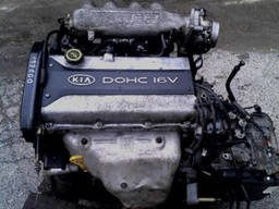 Разборка Mazda 626 (GD) (1990), двигатель 2. 0 FE.