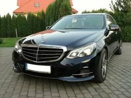 Разборка Mercedes-Benz E W212 Запчасти б/у детали шрот