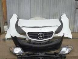 Разборка Mercedes Citan W415 Бампер Капот Крыло Дверь