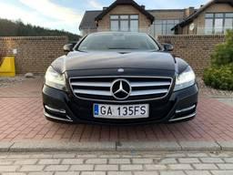 Разборка Mercedes CLS W218 (2011-2019)