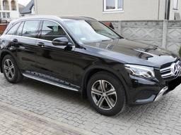 Разборка Mercedes GLC W253 (2015-2019)