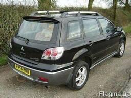 Разборка Mitsubishi Outlander 2003-2008